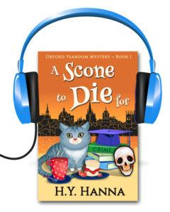 Scone+earphones