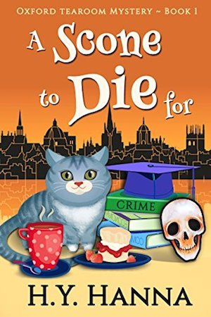 A Scone To Die For - Excerpt