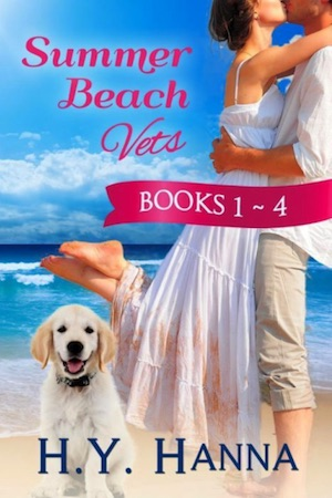 Summer Beach Vets Boxed Set