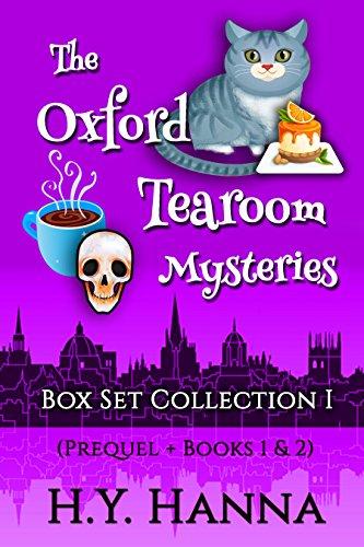 Oxford Tearoom Mysteries Box Set Collection - (Prequel + Books 1 & 2)
