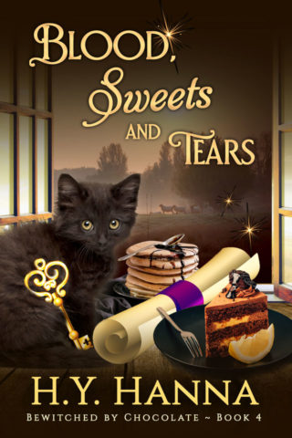 Blood, Sweets and Tears (a.k.a. Witch Chocolate Bites)