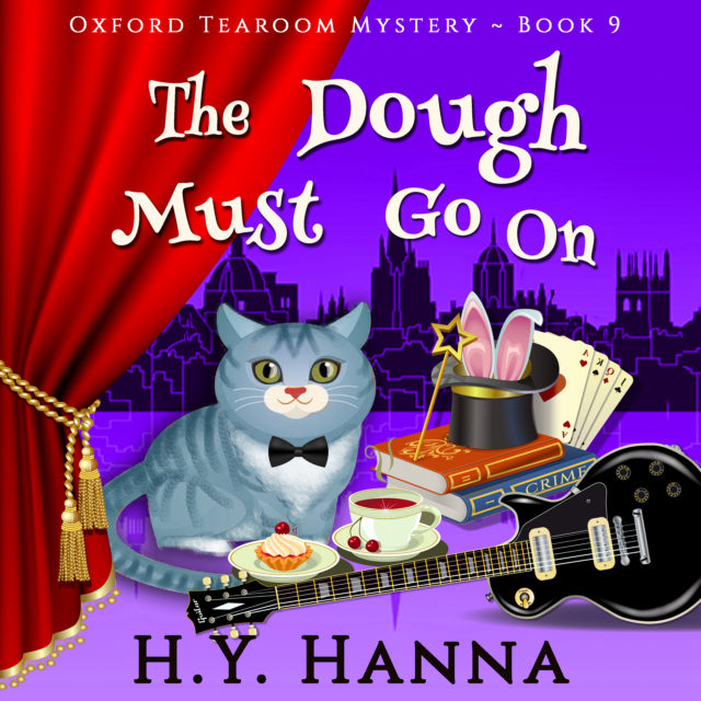 The Dough Must Go On audiobook by H.Y. Hanna