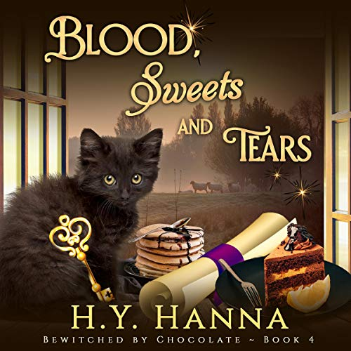 Blood, Sweets and Tears (a.k.a. Witch Chocolate Bites) audiobook by H.Y. Hanna