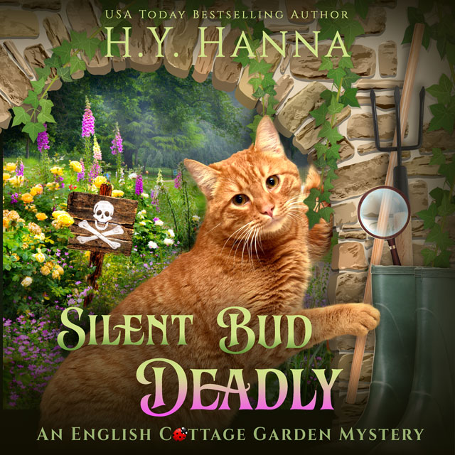 Silent Bud Deadly audiobook by H.Y. Hanna