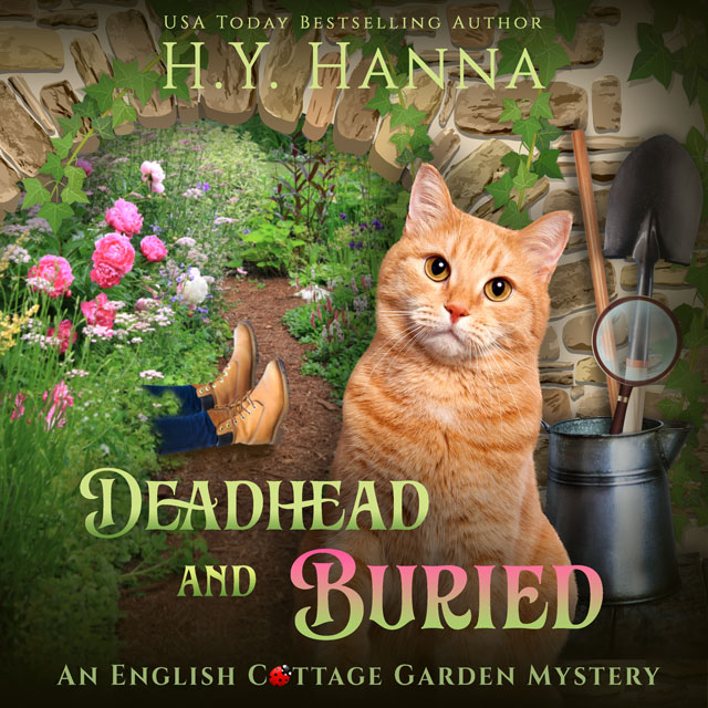 Deadhead and Buried audiobook by H.Y. Hanna