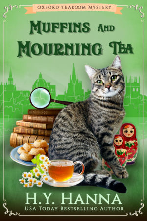 Muffins and Mourning Tea