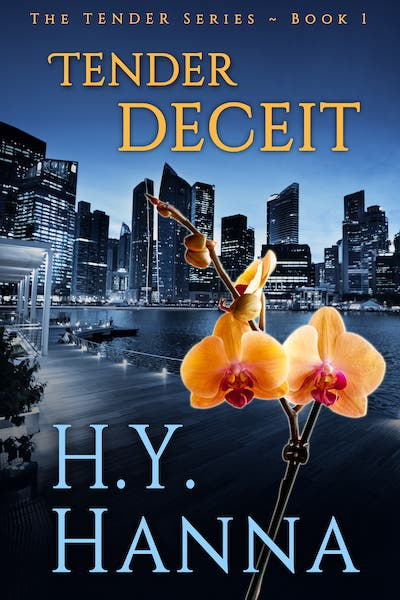 Book cover for Tender Deceit by H.Y. Hanna